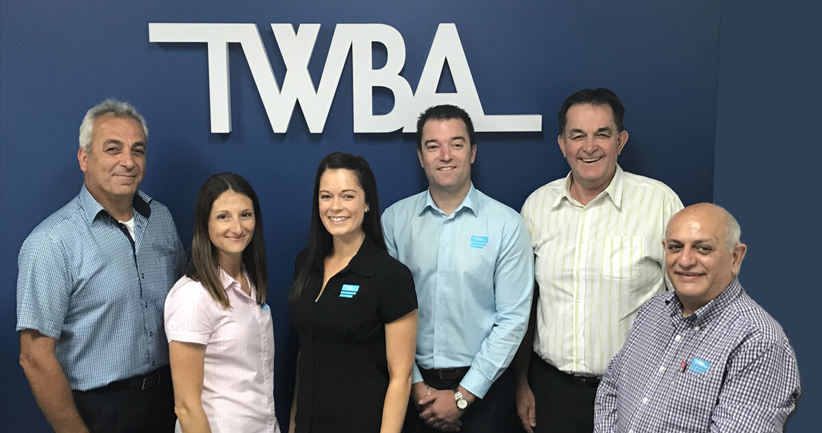 The TWBA Team